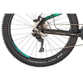 HAIBIKE SDURO HardSeven 7.0 Elcykel MTB Hardtail grå/svart